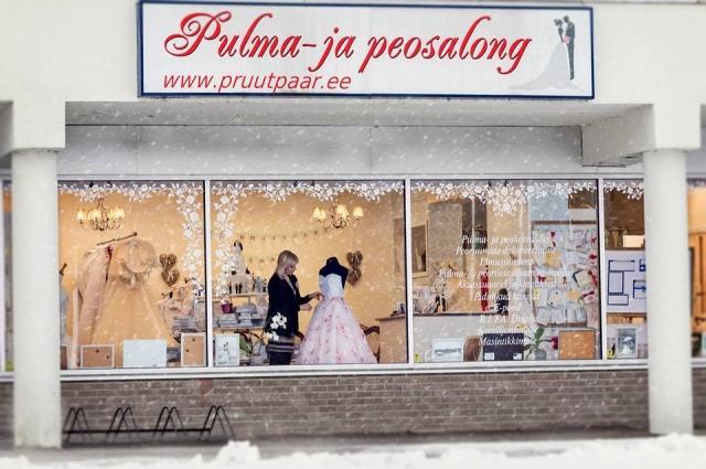 Pulma- ja Peosalong Vee 2, Pärnu