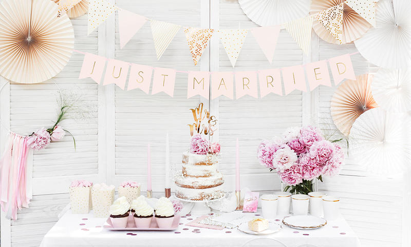Imeilusad kaunistused ja vanikud, mis teevad Teie pulma eriliseks