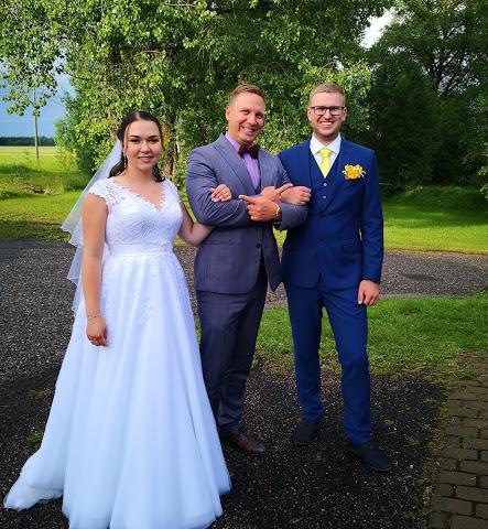 Tõnu Einasto - pulmaisa ja korraldaja, kel 1000 sündmuse kogemus