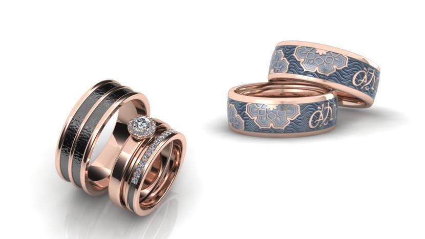 Holstinin Custom Jewellery | Eksklusiivsed kihla - ja abielusõrmused