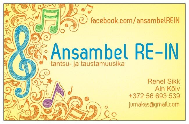 "Ansambel ""Re -in"""
