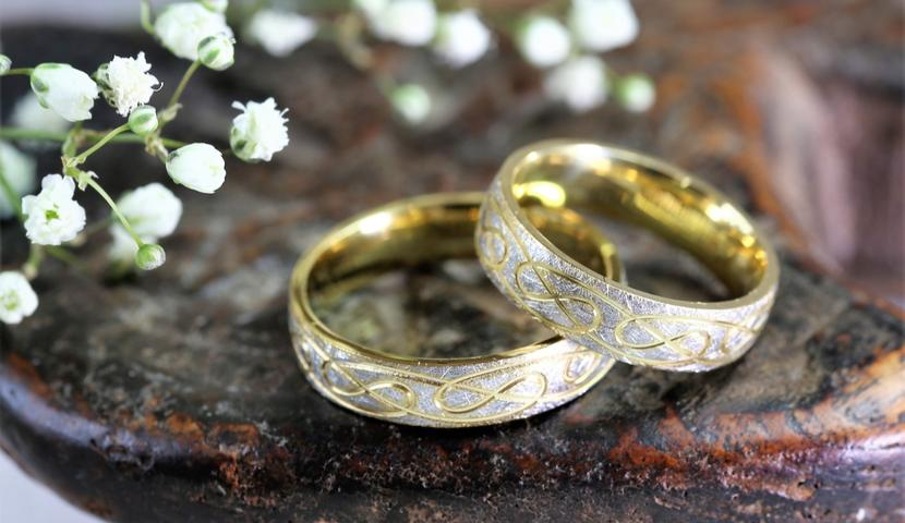 e-Jewels.ee eternity sümboliga abielusõrmused!