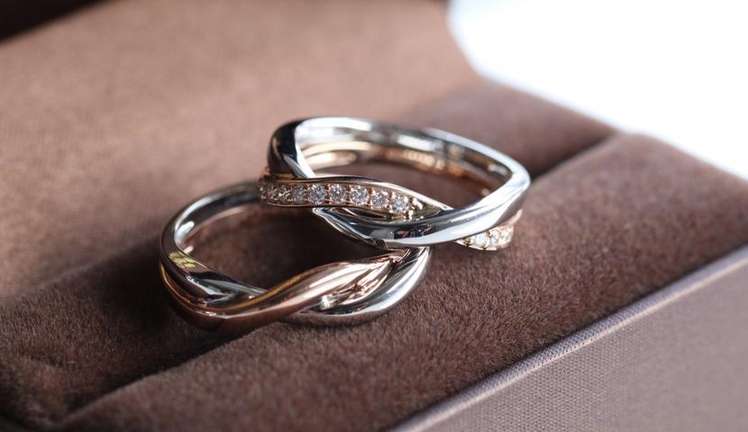 e-Jewels.ee keeruga abielusõrmused
