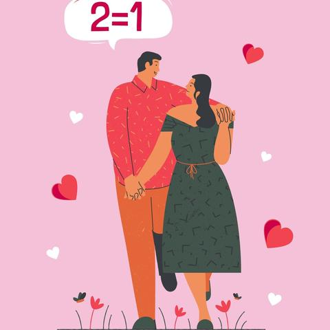 Valentinipäeva 2 = 1 pakkumine!