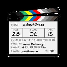 Jaan Kalmus jr - pulmafilm.ee