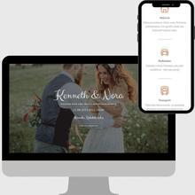Pulma veebileht, -kutsed, lauanumbrid jm graafiline materjal | eventHub.ee